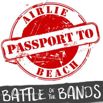 PASSPORT TO AIRLIE BEACH